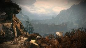 Atmosfæra er tjukk i The Witcher 2.