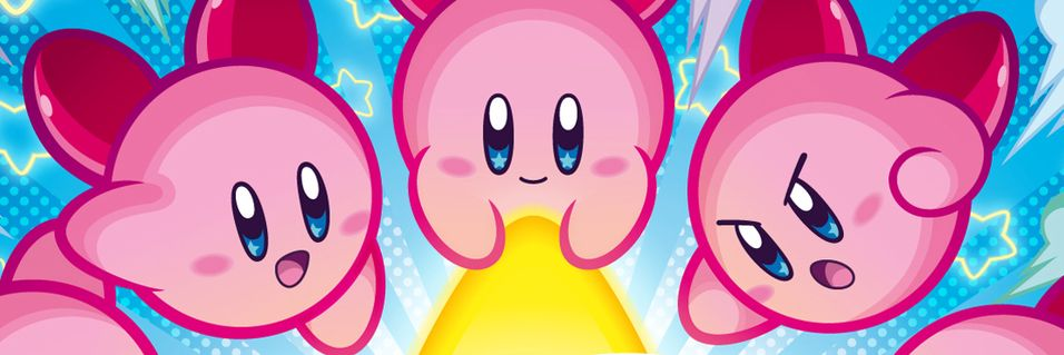 ANMELDELSE: Kirby Mass Attack