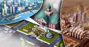 Kommer SimCity til Facebook?