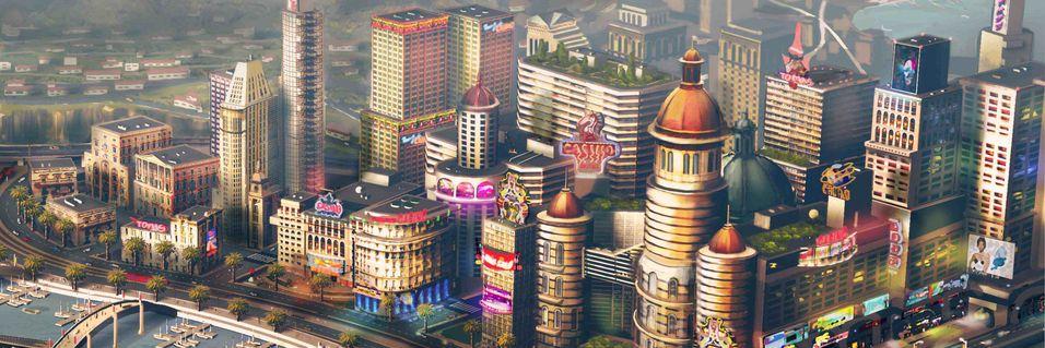 SimCity krever nett ved hver oppstart