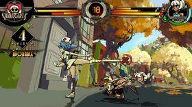 Skullgirls (Xbox 360 og PS3).