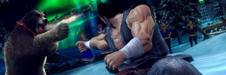 SNIKTITT: Tekken Tag Tournament 2