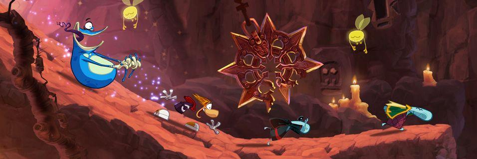 SNIKTITT: Rayman Origins