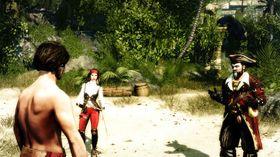 «Det viktigste for å lykkes som pirat er klesstilen.»