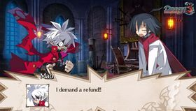 Disgaea 3: Absence of Detention (Vita).