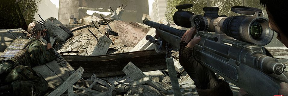 SNIKTITT: Sniper: Ghost Warrior 2