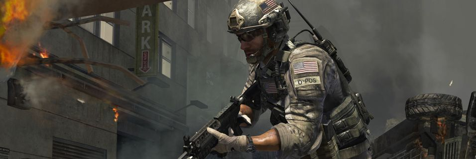 Call of Duty skal over på ny konsoll