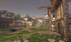 Idyllisk landsby.. så lenge det varer.