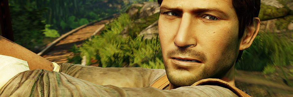 Spiller lagde film av Uncharted