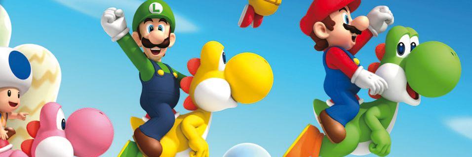 ANMELDELSE: New Super Mario Bros. Wii