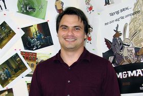 Telltale-direktør Dan Connors. (Bilde: Telltale Games)