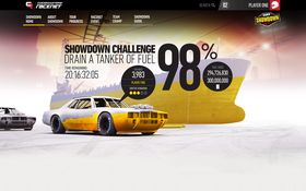 Et utdrag av kommende Racenet.