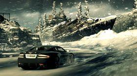 Raske biler i James Bond 007: Blood Stone fra 2010.
