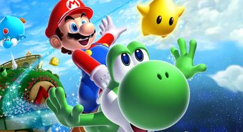 Test: Super Mario Galaxy 2