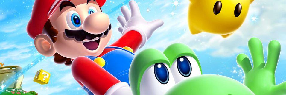 Annonserer nytt Mario på E3