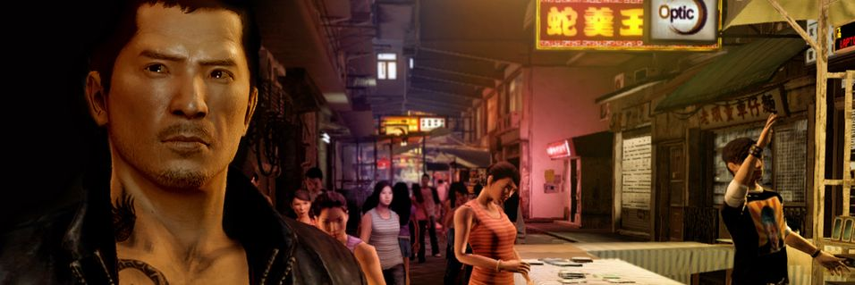True Crime gjenfødt som Sleeping Dogs