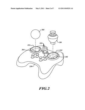 Valve har tidligere søkt om patent på en håndkontroll med utskiftbare deler.