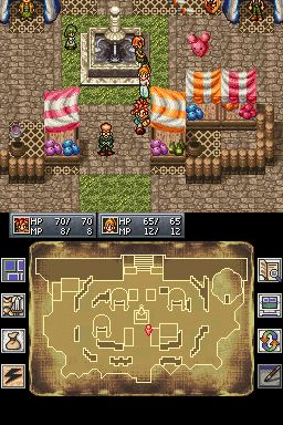 Chrono Trigger på DS.