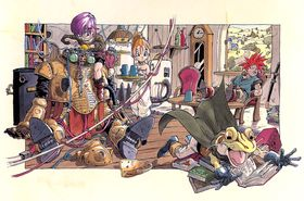 Akira Toriyama brakte mye sjel og personlighet til figurene