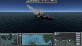 Sånn ser Naval War ut til tider.