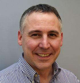 David Reid, markedssjef for CCP. (Bilde: CCP)