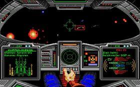 Wing Commander, hans første prosjekt.