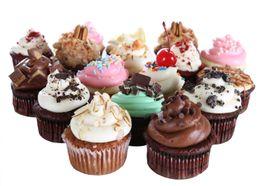 Cupcakes, muffinsens fjonge fetter.