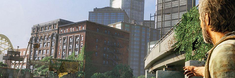 Viser frem gufne The Last of Us-fiender