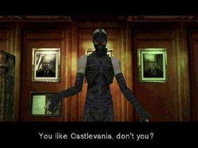 Psycho Mantis frå Metal Gear Solid er skrive ned i historiebøkene.