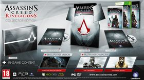 Assassin's Creed: Revelations Collector's Edition.