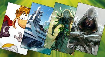 Vinn en herlig spillpakke fra Ubisoft