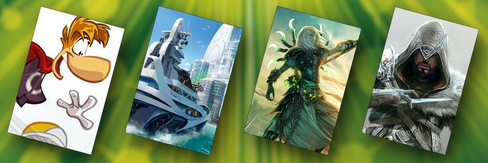 KONKURRANSE: Vinn en herlig spillpakke fra Ubisoft