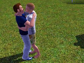 I The Sims 3 kunne endelig homofile par gifte seg.