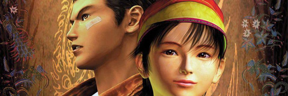 – HD-versjonene av Shenmue er ferdige