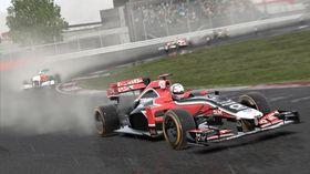 F1 2011 hadde dynamisk vær.
