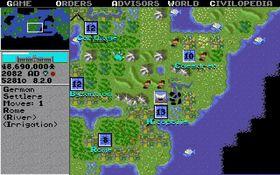 Det første Civilization, fra 1991.