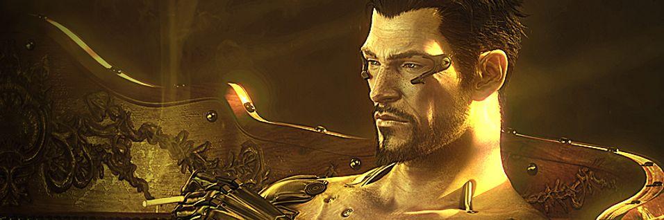 Spill Deus Ex på Macbook-en