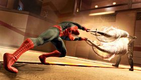 Spider-Man: Edge of Time fra Beenox.