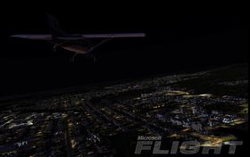 Nattflyvning.