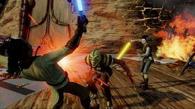 Kinect Star Wars begynner å ligne en katastrofe.