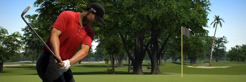 SNIKTITT: Tiger Woods PGA Tour 13