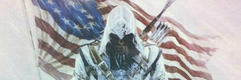 Amerikansk revolusjon i Assassin's Creed?