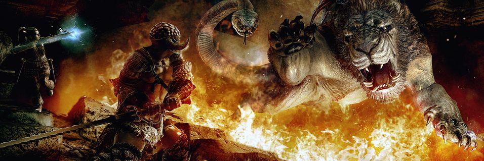 Dragon's Dogma kommer neste vår