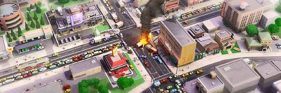 Nytt SimCity avslørt