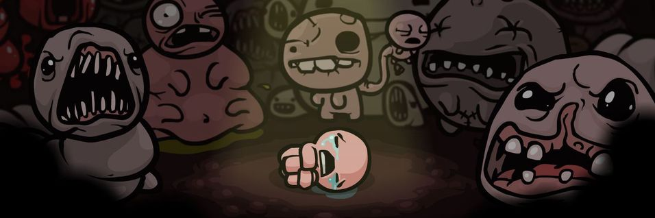 Nintendo stenger The Binding of Isaac ute