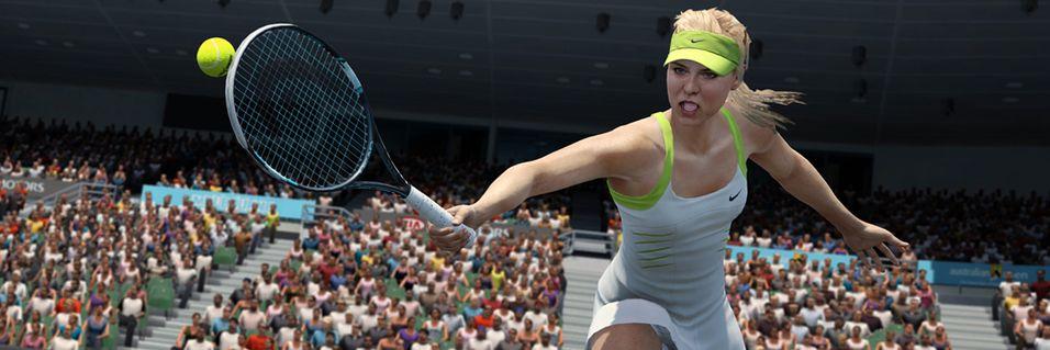 ANMELDELSE: Grand Slam Tennis 2