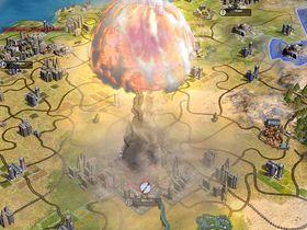 Atombomben fra Civilization V.