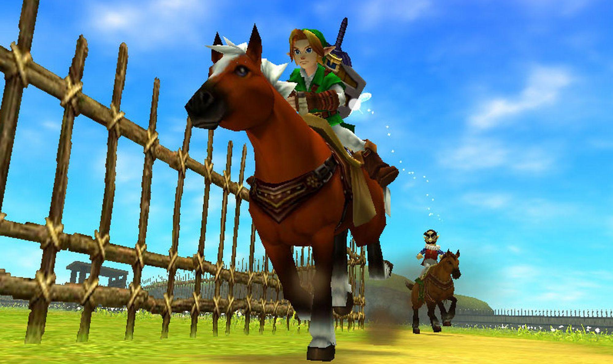 All 19 Legend of Zelda Games In Order of Chronological ...