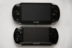 Vita og PSP.