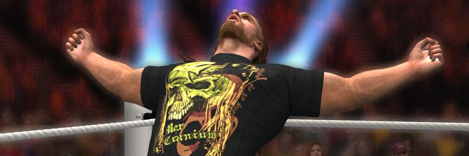 ANMELDELSE: WWE '12